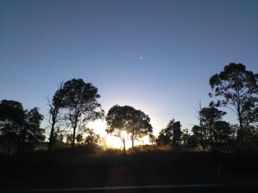 sunrise Kandanga